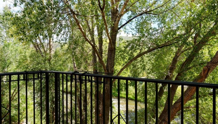 Vacation Rental – Basalt Downtown Riverfront Condo