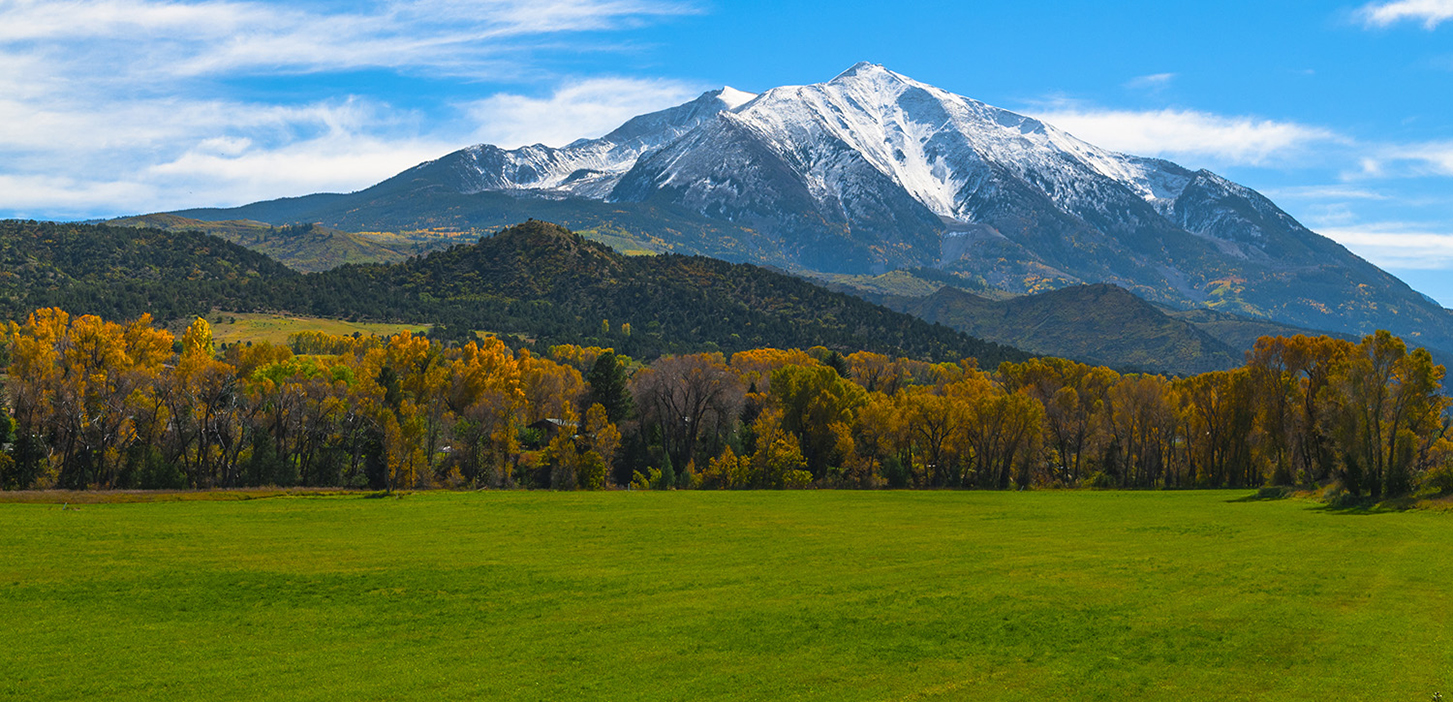 Carbondale, Colorado – Mt. Sopris